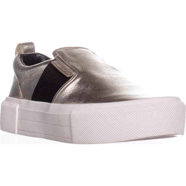 Kylie Tory Slip On Fashion Sneaker Patent Leather Black Details about  /Woken Kendall