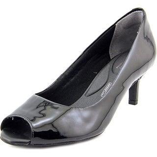 Rockport Finula Peep Women  Peep-Toe Patent Leather  Heels