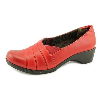 Soft Style by Hush Puppies Kambra W Round Toe Synthetic Loafer