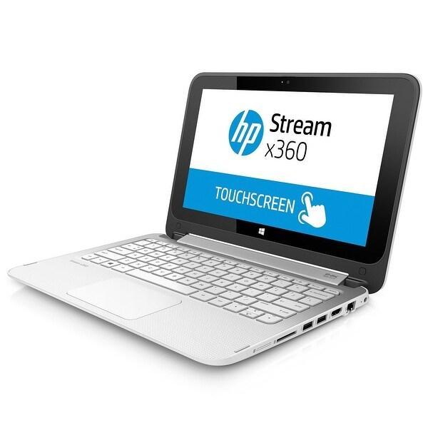 "HP Pavilion 11-K117CL 11.6"" touch Laptop Intel M3-6Y30 900MHz 4GB 500GB Win10"
