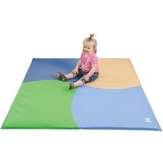 Four Color Activity Mat