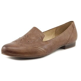 Naturalizer Lerato W Pointed Toe Leather Flats