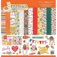 """Paprika - Photoplay Collection Pack 12""""X12"""""""