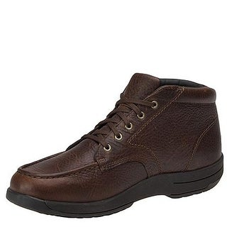 Walkabout Mens redwood chukka Closed Toe Ankle Fashion Boots - 8