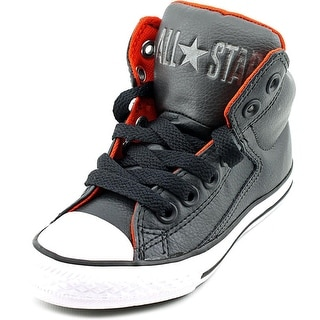 Converse CTAS High Street Men Round Toe Canvas Sneakers