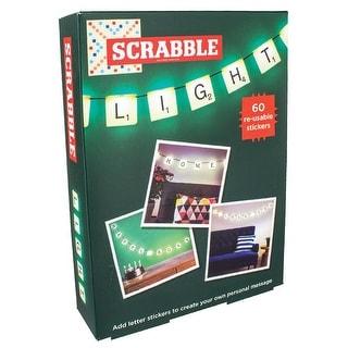 Scrabble Tile Light Set - Multi