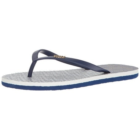 Roxy Womens Viva Rubber Open Toe Beach