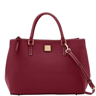 Dooney & Bourke Saffiano Willa Zip Satchel (Introduced by Dooney & Bourke at $298 in Feb 2018)