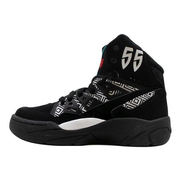 Shop Adidas Men's Mutombo BlackBlack White Dikembe Mutombo