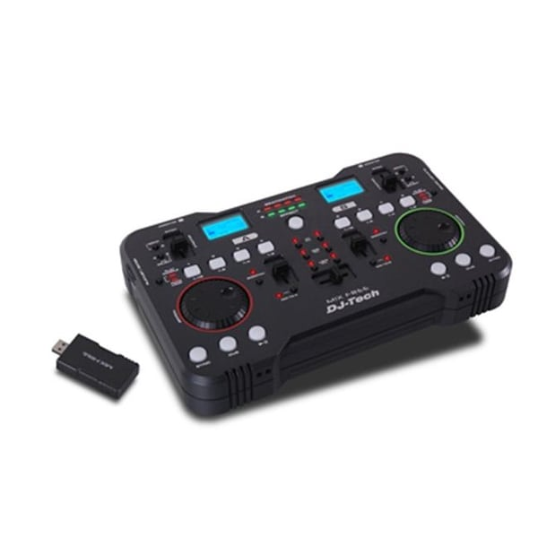 Djtech Wireless USB Controller - MIXFREE