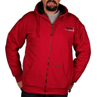 Case IH Men's Sherpa-Lined Hoodie (2 options available)
