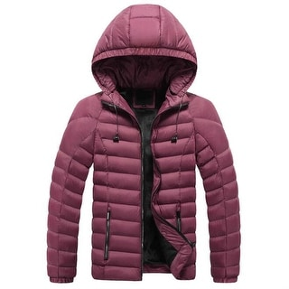 Link to Men's Packable Puffer Jacket Cotton Coat Similar Items in Women's Outerwear
