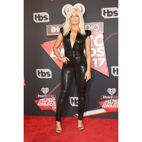 Bebe Rexha At Arrivals For The 2017 Iheartradio Music Awards - Part 2 The  Forum Inglewood Ca March 5 2017 Photo By Priscilla Gra