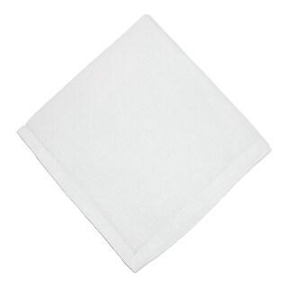 CTM® Linen Hemstitched Handkerchief - One size