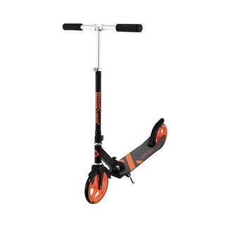 Street Surfing Orange and Black Series XPR Urban Road Scooter