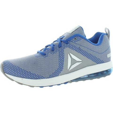 Reebok Mens Jet Dashride 6.0 Running Shoes Workout Sneakers - Shadow/Blue/White/Silver