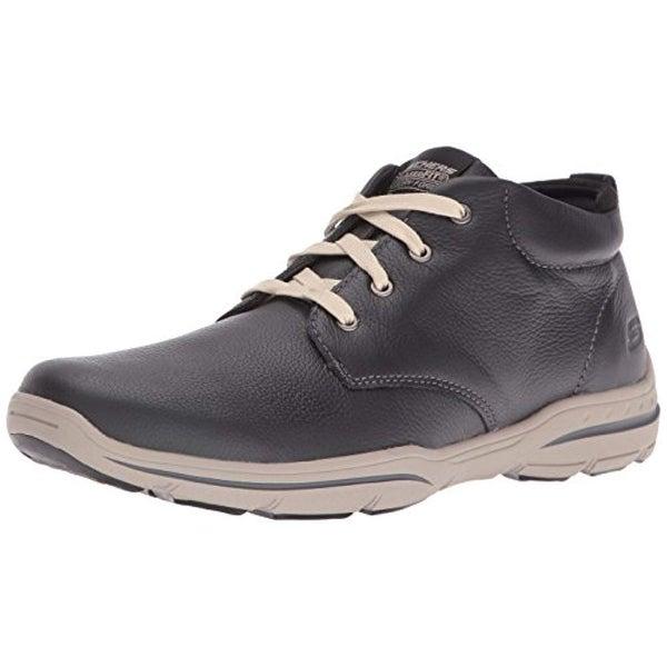 52b40d679f61 Shop Skechers Usa Men s Harper Meldon Chukka Boot