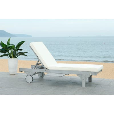 Safavieh Outdoor Chaise Lounges