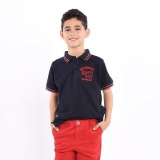 Boys Polo - Navy