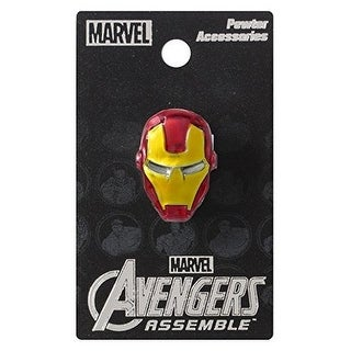 Marvel Pewter Lapel Pin Colored Iron Man