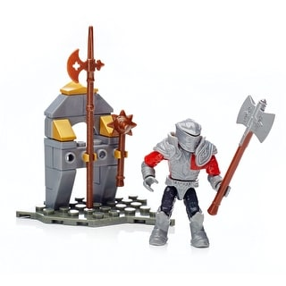 Assassin's Creed Mega Bloks Construction Set: Heavy Borgia Soldier - Multi
