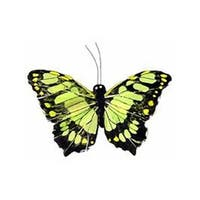 """Midwest Design Butterfly 3.25"""" Feather Malach 1pc"""