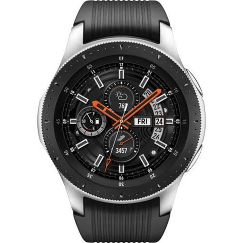 Samsung Galaxy Watch 46MM R800 - Silver/Black