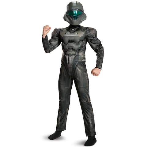 Disguise Spartan Buck Classic Muscle Child Costume - Multi