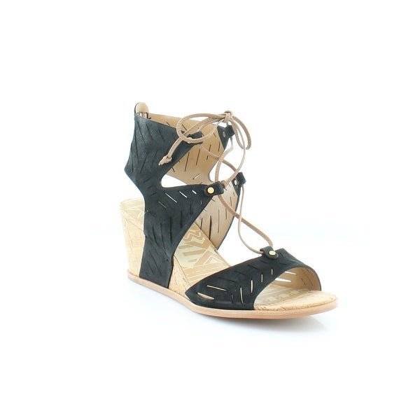 Dolce Vita Langly Women's Sandals & Flip Flops Black
