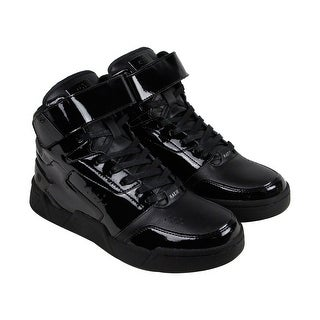 Radii Segment Mens Black Patent Leather High Top Lace Up Sneakers Shoes|https://ak1.ostkcdn.com/images/products/is/images/direct/85d7758cecf79fe6bbfe99e7e7996f7928ab5abb/Radii-Segment-Mens-Black-Patent-Leather-High-Top-Lace-Up-Sneakers-Shoes.jpg?_ostk_perf_=percv&impolicy=medium