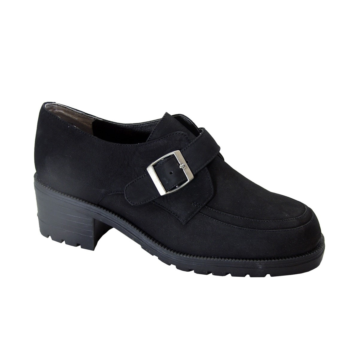 Extra Wide Width Leather Shoes