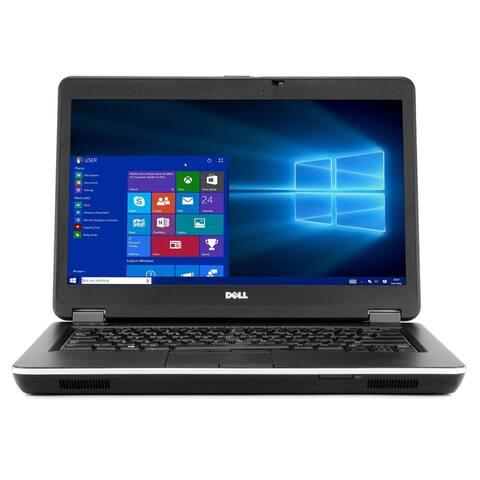 Dell Laptop Computer i5 Gen 4 CPU 8GB RAM 256GB SSD Windows 10 Pro Webcam HDMI