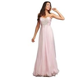 Mac Duggal Womens Jeweled Sweetheart Formal Dress