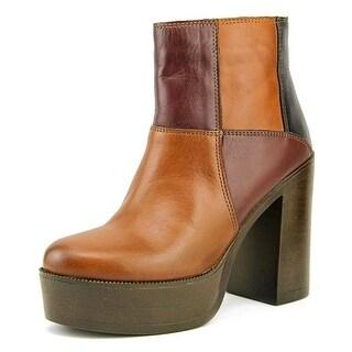 Steve Madden Gara Women  Round Toe Leather  Ankle Boot