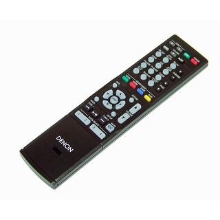 OEM Denon Remote Control Shipped With AVRS720W, AVR-S720W, AVRX1100W, AVR-X1100W