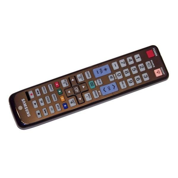 OEM Samsung Remote Control: UN55C6400RFXZA, UN55C6400RFXZC, UN55C6500, UN55C6500VF, UN55C6500VFXZA, UN55C6500VFXZC