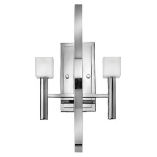 Fredrick Ramond FR49292 2 Light Wall Sconce from the Mondo collection