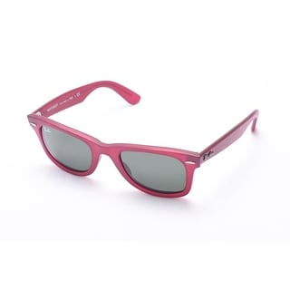 Ray-Ban Original Wayferer Color Mix Sunglasses Red - Small