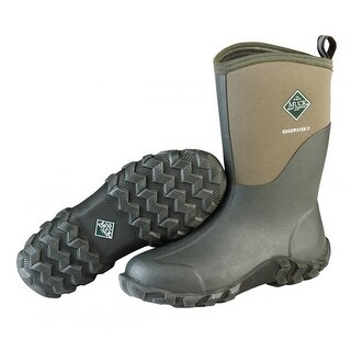 Muck Boots Moss Men's Edgewater 2 Mid Boot w/ Airmesh Lining - Size 6