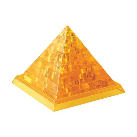 3D Crystal Puzzle - Pyramid - 38 Pcs