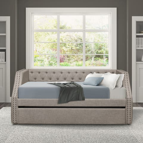 Etsu Daybed with Trundle