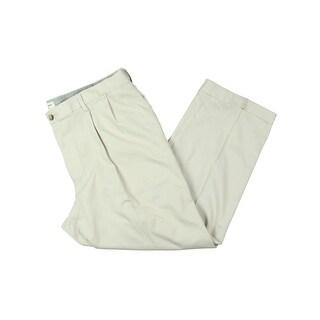 Dockers Mens Khaki Pants Business Wear Comfort Waist