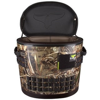 ORCA Pod Realtree Max 5 Camo Cooler with Straps