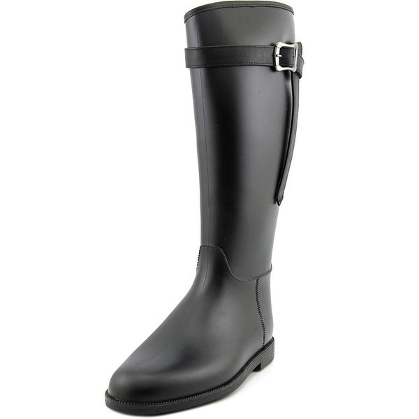 Dirty Laundry Riff Raff Women Black Snow Boots