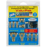 OOK 50918 Professional Picture Hanging Value Pack Kit