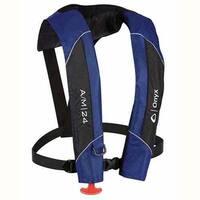 Onyx Automatic/Manual Life Jacket Blue A/M-24