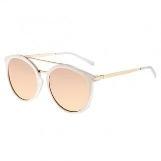 Sixty One Moreno Unisex Acetate Sunglasses - 100% UVA/UVB Prorection - Polarized/Mirrored Lens - Multi