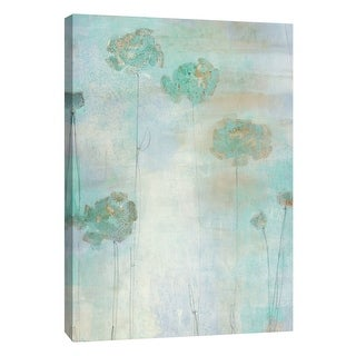 """PTM Images 9-105396  PTM Canvas Collection 10"""" x 8"""" - """"Alyssa 1"""" Giclee Flowers Art Print on Canvas"""