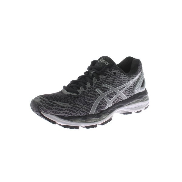 Asics Womens Nimbus 18 Lite-Show Running Shoes Fluid Ride Fluid Fit - 5 medium (b,m)