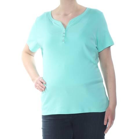 aafd1b0d17225 Karen Scott Tops | Find Great Women's Clothing Deals Shopping at ...